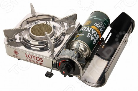 Плита газовая TOURIST Lotos Ceramic TR-350