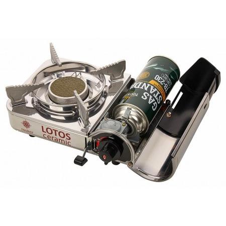 Купить Плита газовая TOURIST Lotos Ceramic TR-350