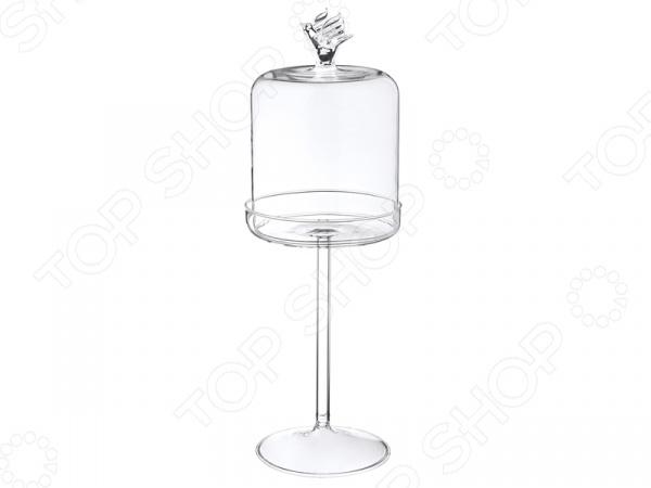 Ваза декоративная «Птичка» 862-154 вазы pavone ваза розы маньчжурии