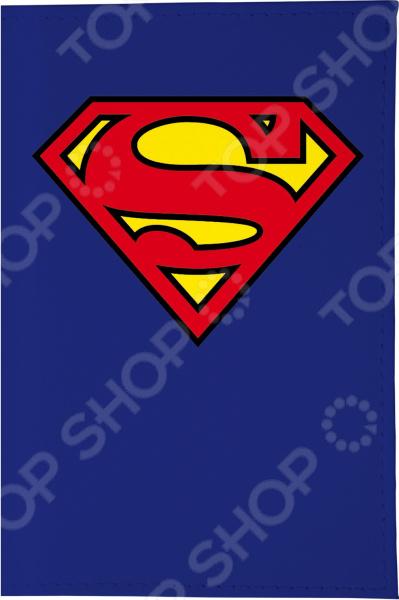 Визитница Mitya Veselkov «Супермен» все цены