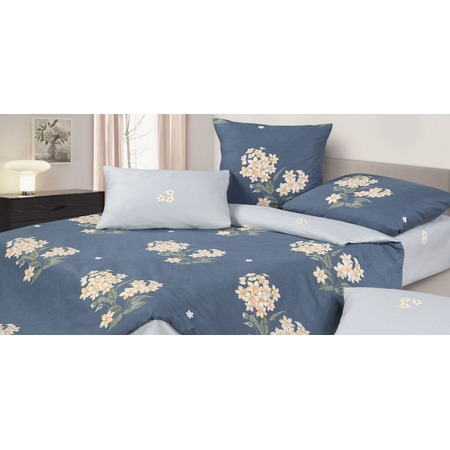 Купить Комплект постельного белья Ecotex «Гортензия»