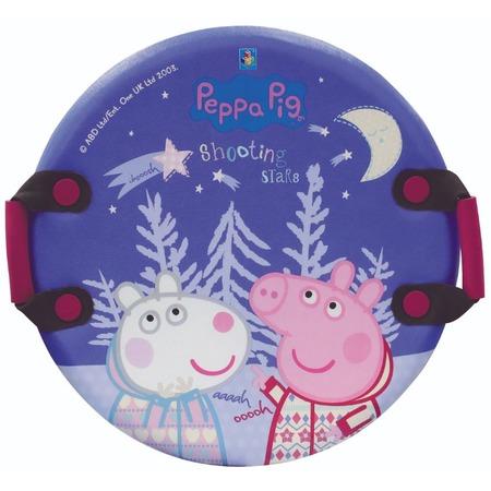 Купить Ледянка круглая 1 Toy Peppa с плотными ручками Т13884
