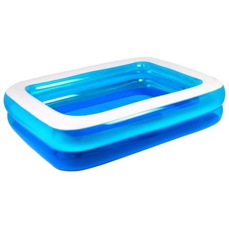 Купить Бассейн надувной Jilong Giant Rectangular Pool 3-ring JL010184NPF