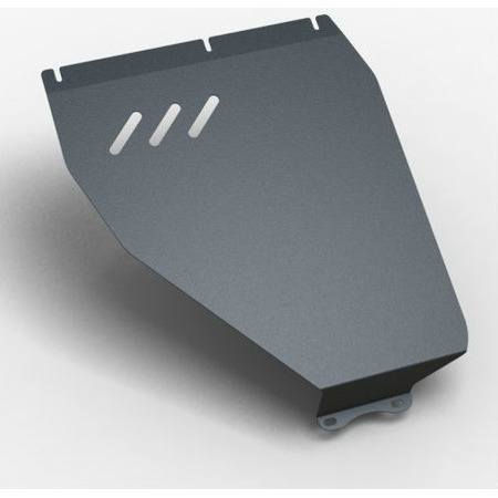 Комплект: защита раздаточной коробки и крепеж Novline-Autofamily Volkswagen Touareg (Touareg 3,0 2007-2010) 2010-2014, 2015: 3,0 дизель/3,6 бензин АКПП