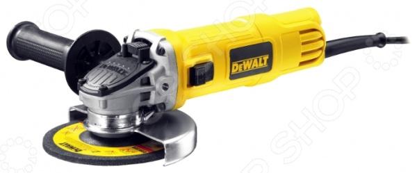 Машина шлифовальная угловая DeWalt DWE 4151