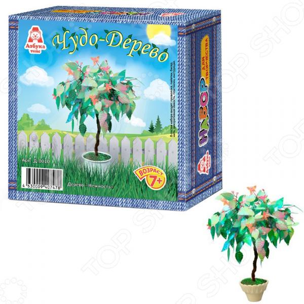 Набор для детского творчества Азбука тойс «Чудо-дерево: Нежность»