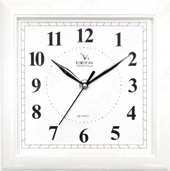 Часы настенные Вега П 3-7-45 «Классика»