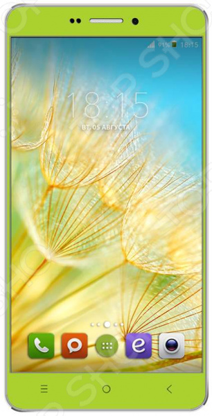 Смартфон BQ BQS-5515 Wide смартфон bq bqs 3510 aspen mini yellow