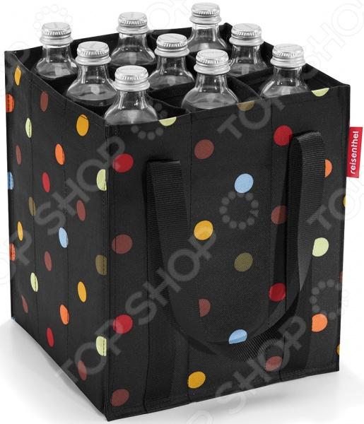 Сумка-органайзер для бутылок Reisenthel Bottlebag Dots