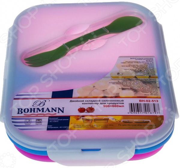 Ланч-бокс Bohmann ВН-02-513 1