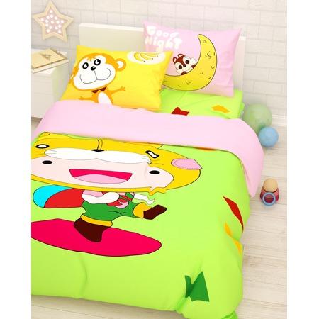 Купить Детский комплект постельного белья Сирень «Веселье»