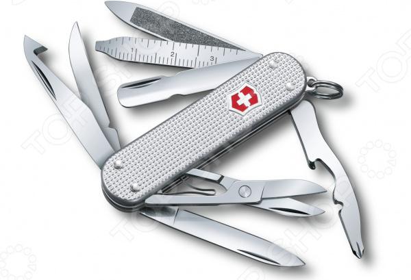 Нож перочинный Victorinox MiniChamp 0.6381.26 джон де грааф дэвид ванн томас х нейлор потреблятство болезнь угрожающая миру