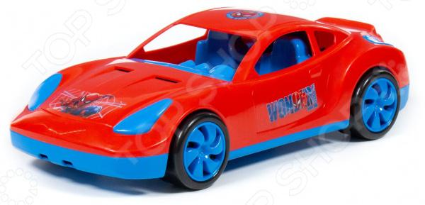 Машинка игрушечная POLESIE Marvel «Мстители. Человек-Паук»