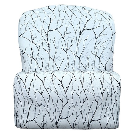 Купить Натяжной чехол на кресло без подлокотников Еврочехол «Ванесса»