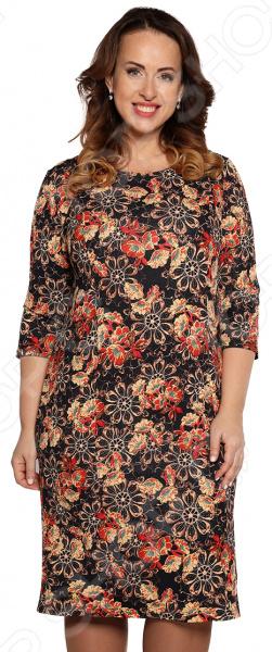 Платье Лауме-Лайн «Легкая влюбленность». Цвет: красный