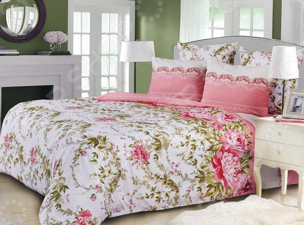 Комплект постельного белья Primavelle «Пиония» на резинке