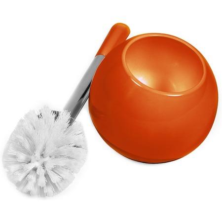 Купить Ершик для туалета Tatkraft Fioretto Arancio