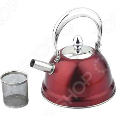 Чайник металлический Bekker De Luxe BK-S430