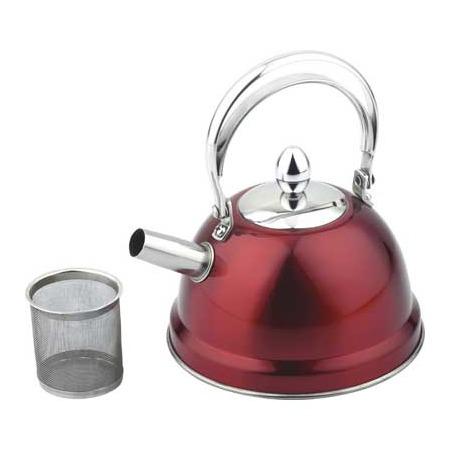 Купить Чайник металлический Bekker De Luxe BK-S430. В ассортименте