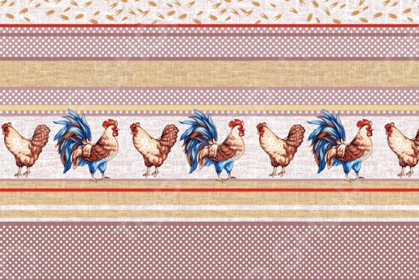 Полотенце вафельное ТексДизайн «Ко-Ко» вафельное полотенце ко ко р 100х150 см