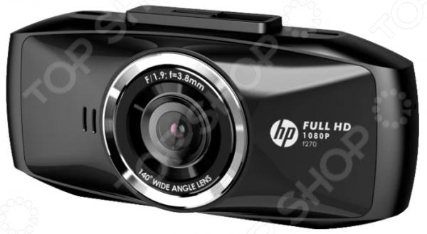 Видеорегистратор HP F270