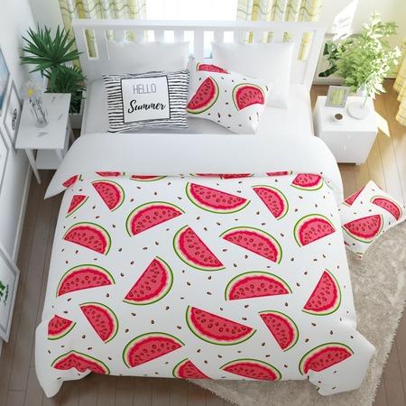Купить Комплект постельного белья Сирень «Арбузный фреш»