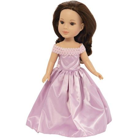 Купить Кукла Огонек «Шатенка Арина»