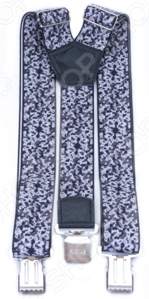 Подтяжки Stilmark «Камуфляж 4»