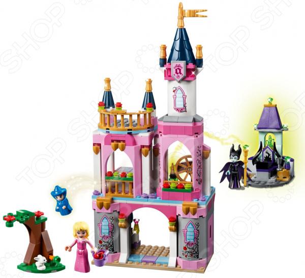 Конструктор игровой LEGO 41152 Disney Princess «Сказочный замок Спящей Красавицы» парик спящей красавицы uni