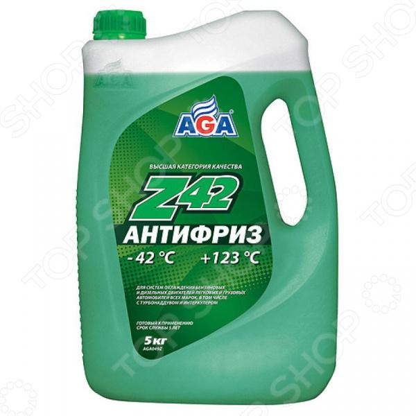 Антифриз AGA AGA 049 Z жидкость от утечки охлаждающей жидкости где