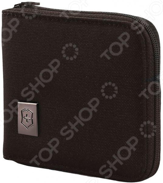 Портмоне Victorinox Tri-Fold Wallet amalthea genuine leather wallet female