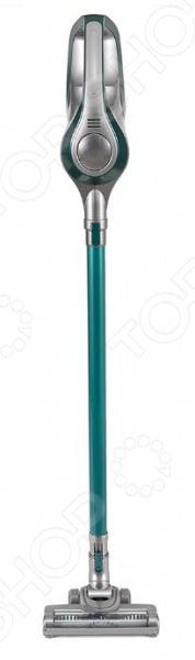 Пылесос вертикальный беспроводной KITFORT КТ-515 Пылесос вертикальный беспроводной KITFORT КТ-515-3 /Зеленый/Серый