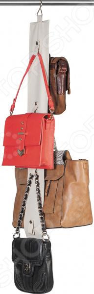 Набор органайзеров для хранения сумок в шкафу Tatkraft Roo to4rooms шкаф с вешалкой