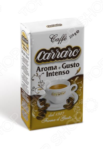 Кофе молотый Carraro Aroma e Gusto Intenso