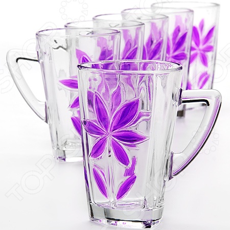 Набор стаканов Loraine LR-24084-24085 new original kg057qv1ca g00 kg057qv1ca g01