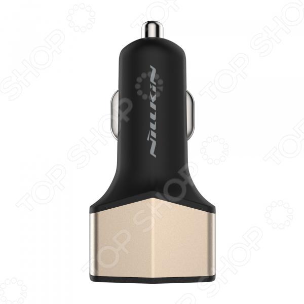 Устройство зарядное автомобильное Nillkin 2 USB валентин дикуль упражнения для позвоночника для тех кто в пути