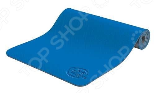 Коврик для йоги и фитнеса Lite Weights 5460LW коврик для йоги и фитнеса profi fit 6 мм стандарт серый
