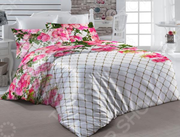 Комплект постельного белья ТамиТекс «Клематис»