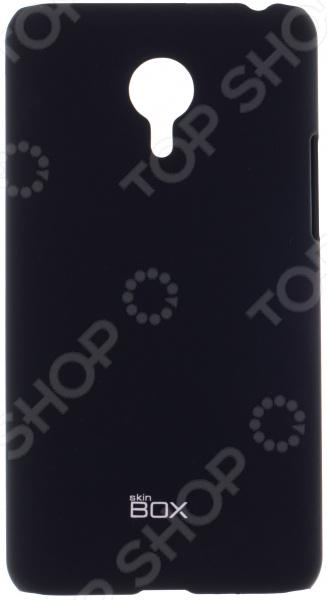 Чехол защитный skinBOX Meizu MX4 Pro чехлы для телефонов skinbox meizu mx4 pro shield 4people