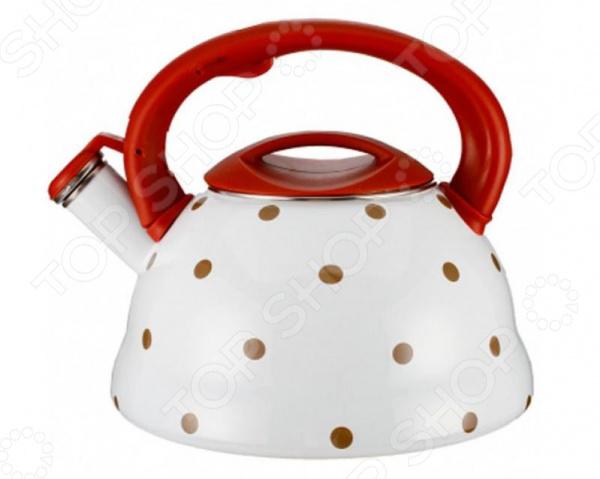 Чайник со свистком Zeidan Z-4116  цена