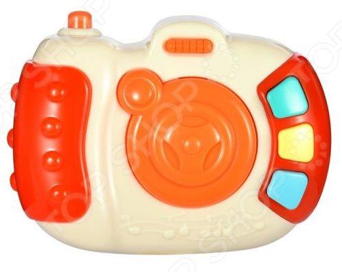 Игрушка музыкальная Жирафики «Фотоаппарат» музыкальная игрушка жирафики грибок со светом