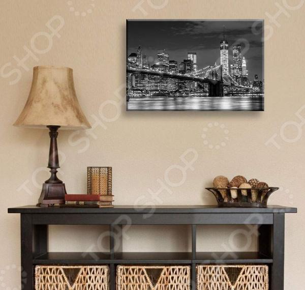 Картина ТамиТекс «Бруклинский мост» картина тамитекс собор