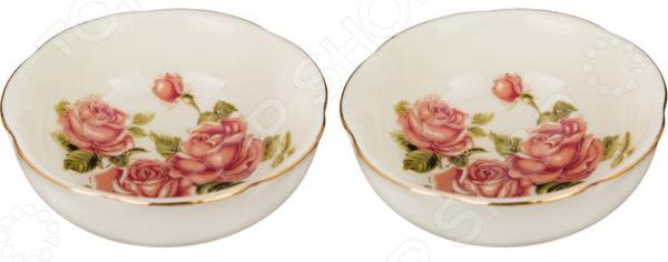 Набор розеток Lefard «Корейская роза» 126-565 менажница lefard корейская роза 126 549