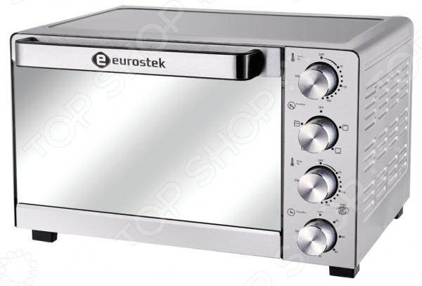 Мини-печь Eurostek ETO-048SR цена и фото