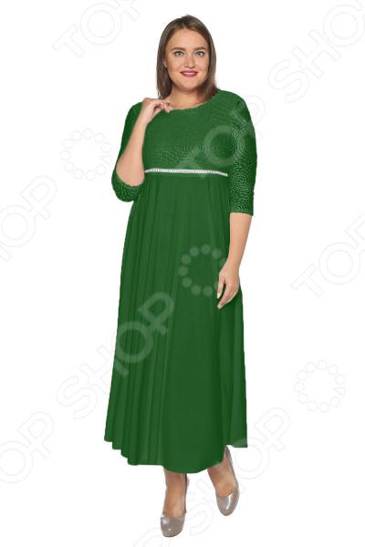 Платье Pretty Woman «Торжественный вечер». Цвет: зеленый платье pretty woman прелестная женщина цвет зеленый