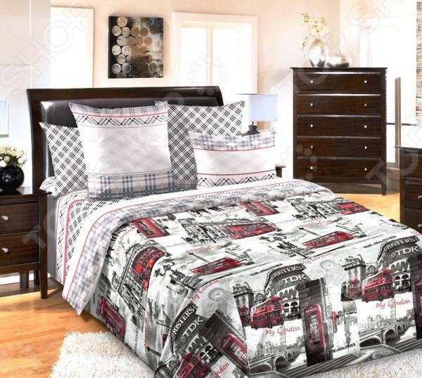 Zakazat.ru: Комплект постельного белья Королевское Искушение «Лондон». Евро