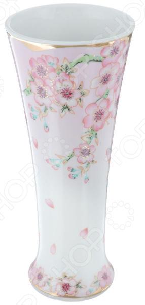 Ваза для цветов Elan Gallery «Сакура»