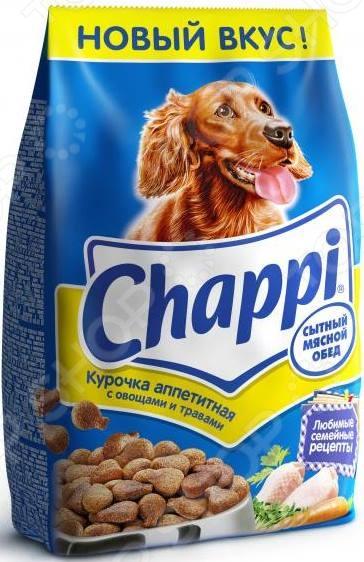 Корм сухой для собак Chappi «Курочка аппетитная»