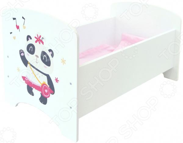 Кровать для куклы PAREMO «Крошка Ло»