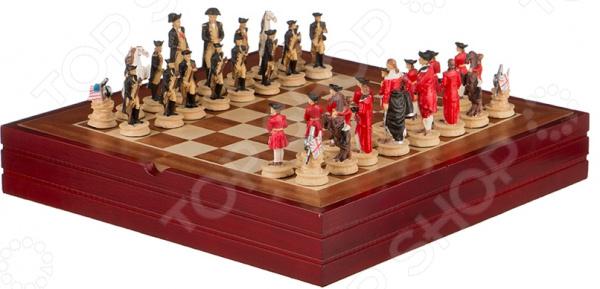 Шахматы «Война за независимость» 446-100 как тип в игре волд оф танкс